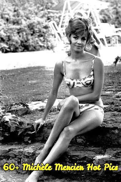 Michèle Mercier hot pics