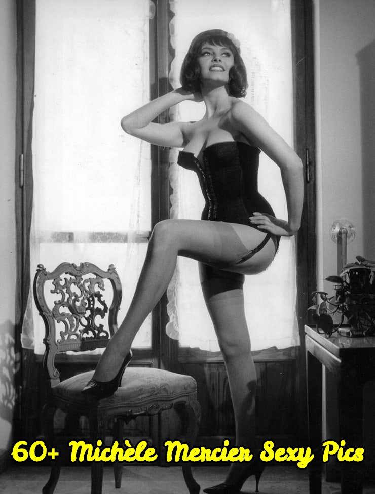 Michèle Mercier sexy pics