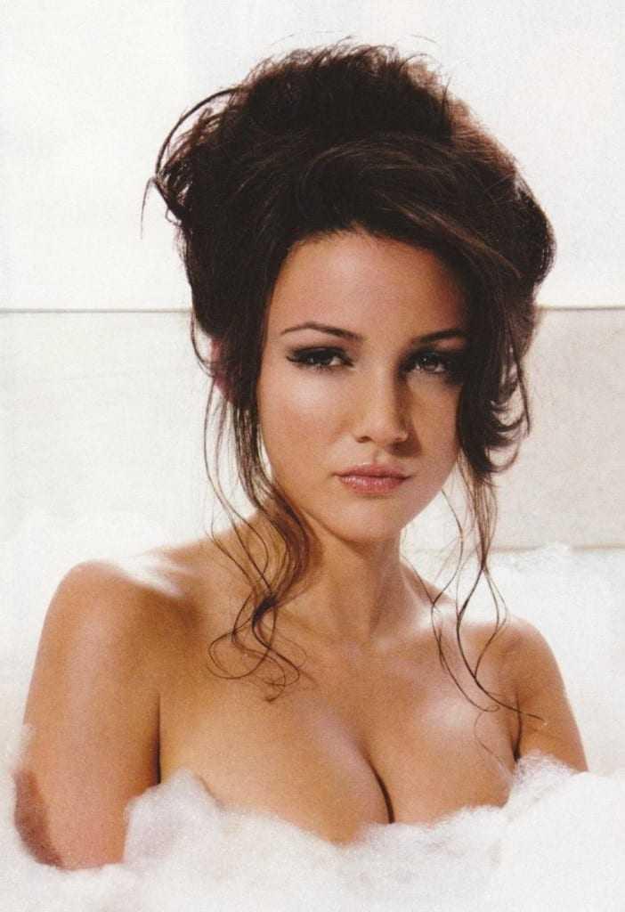 Michelle Keegan sexy