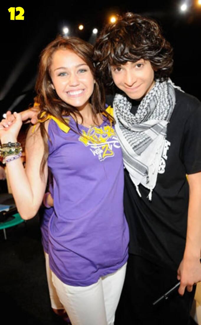 Miley Cyrus And Adam Sevani Dating