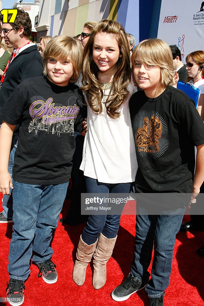 Miley Cyrus And Dylan Sprouse Dating