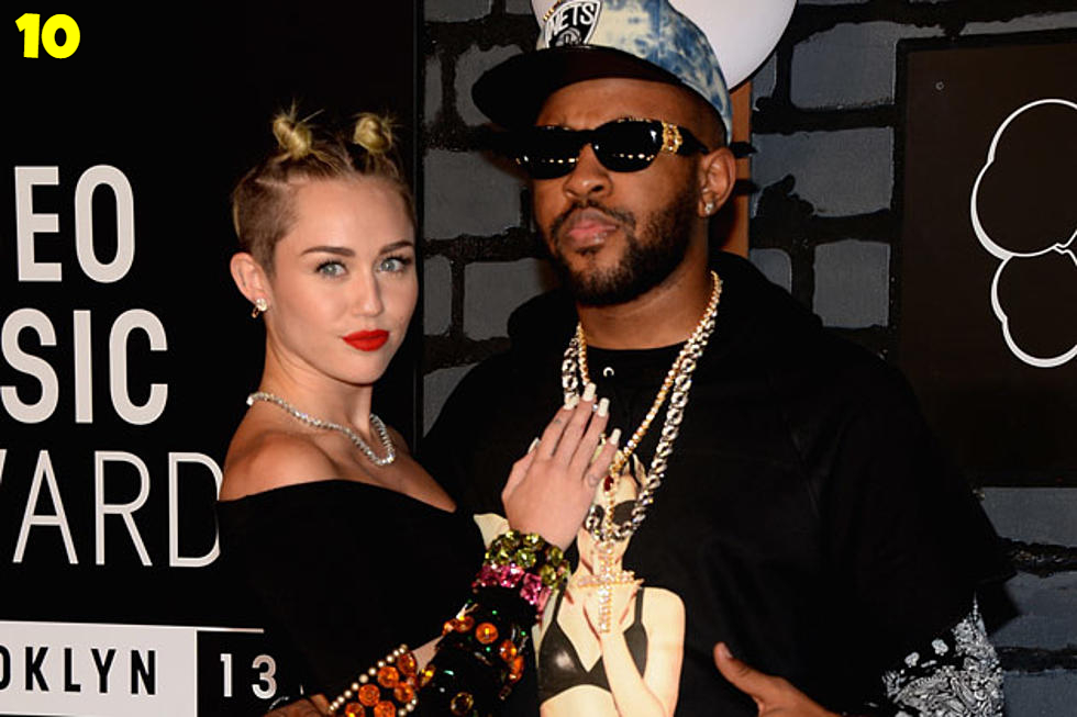 Miley Cyrus And Mike Will Made It Dating