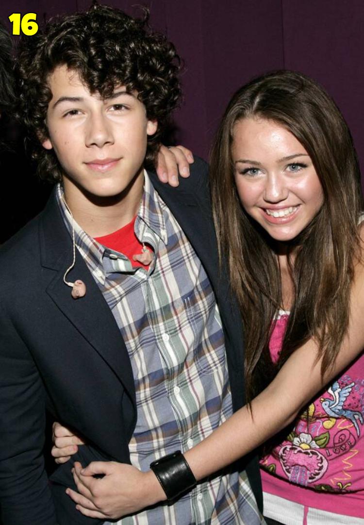 Miley Cyrus And Nick Jonas Dating