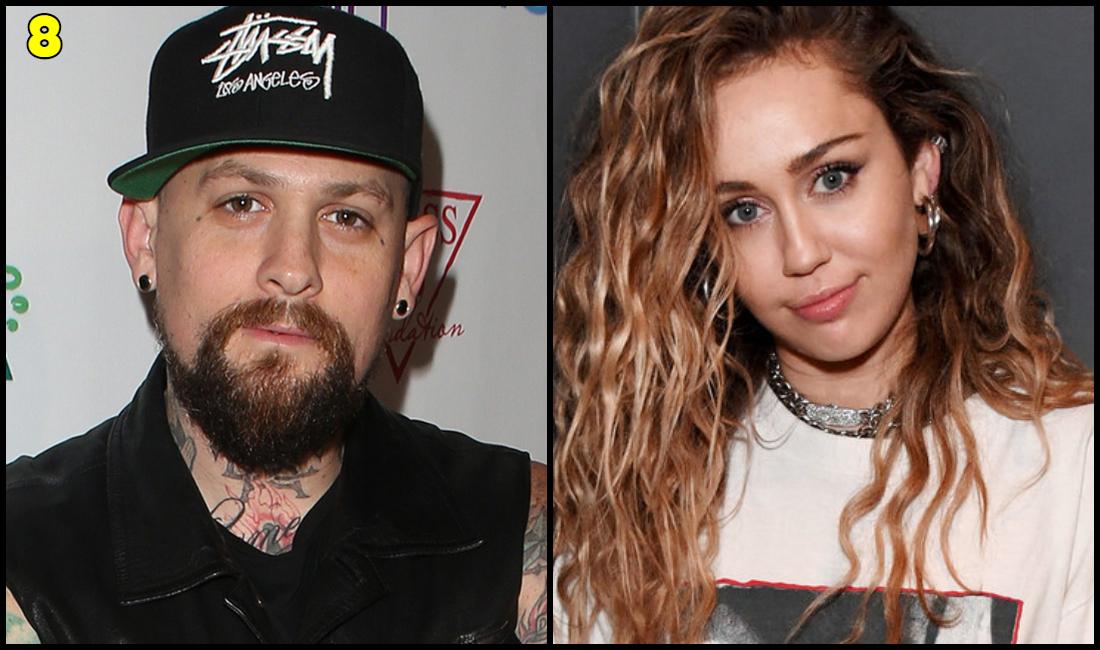 Miley Cyrus and Benji Madden Dating
