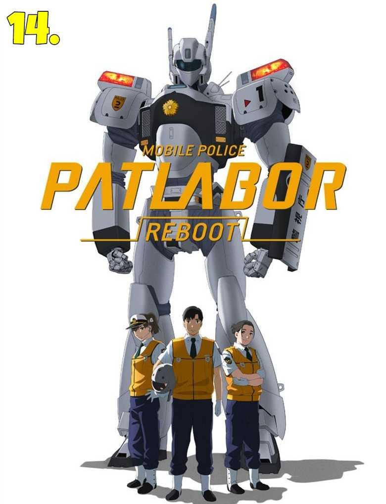 Mobile Police Patlabor
