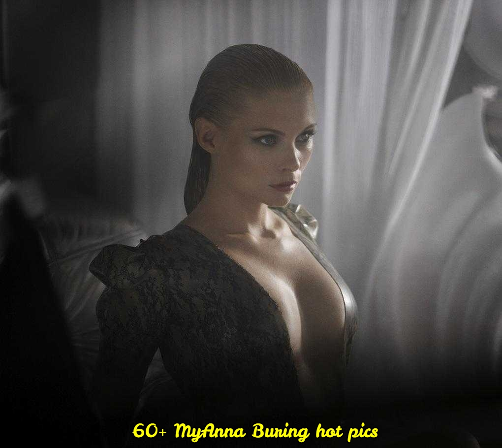 MyAnna Buring sexy cleavage pic