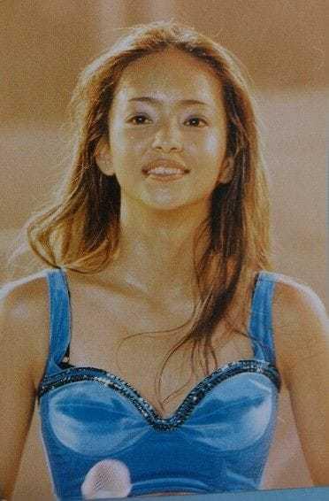 Namie Amuro sexy bikini