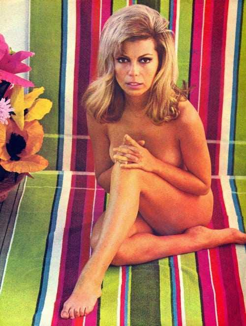 Nancy Sinatra hot pic