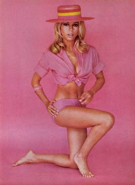 Nancy Sinatra sexy legs pic