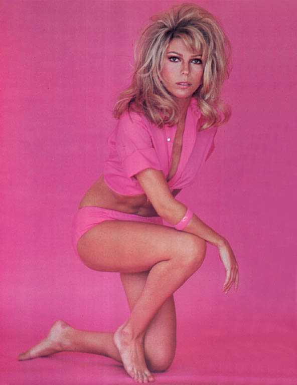 Nancy Sinatra sexy thighs pic