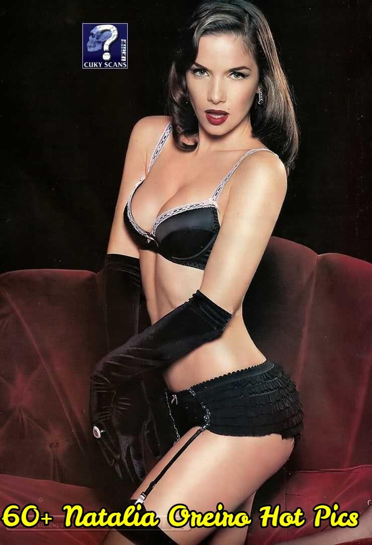 Natalia Oreiro lingerie