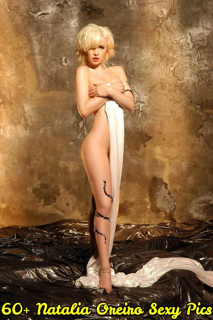 Natalia Oreiro naked