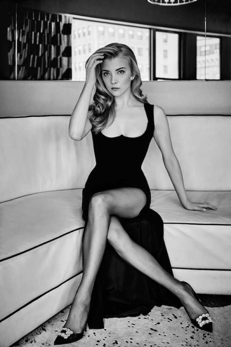 Natalie Dormer hot feet
