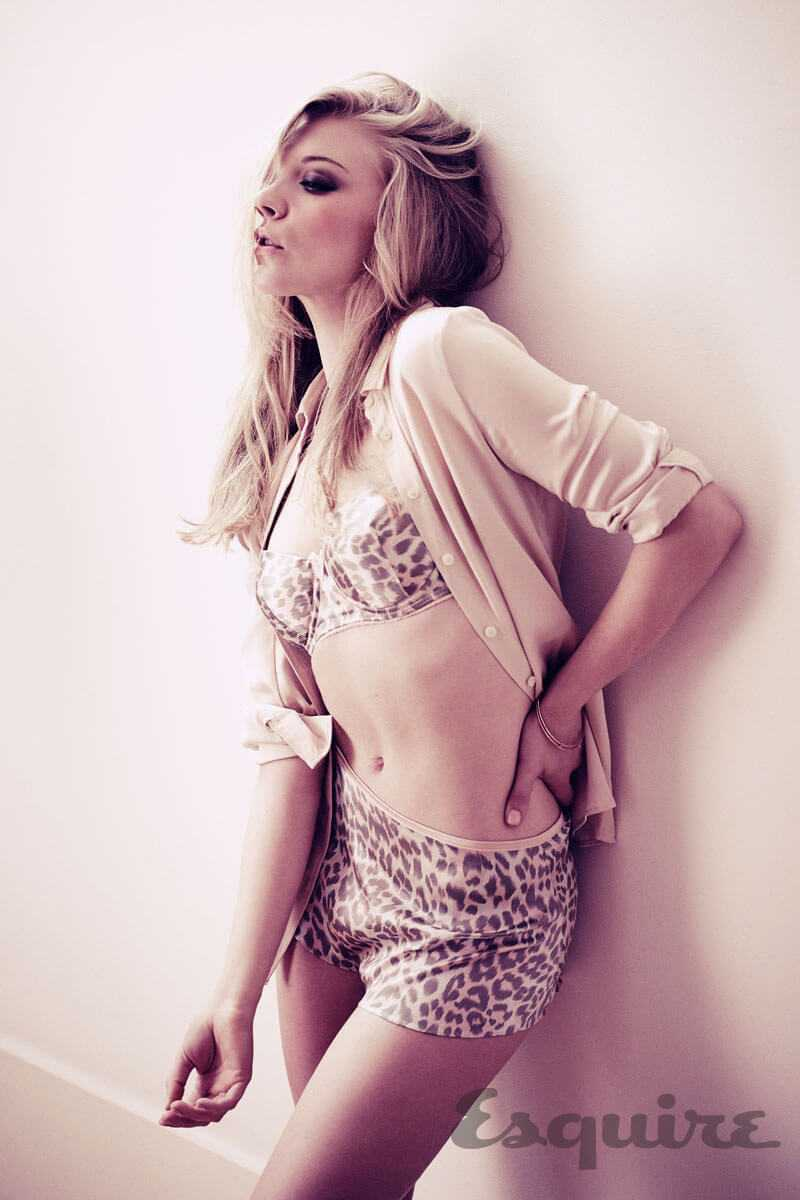 Natalie Dormer sexy bikini