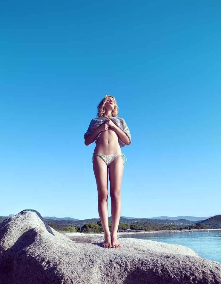 Nora Arnezeder bikini