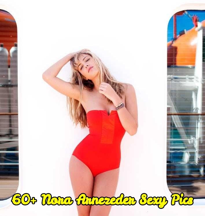Nora Arnezeder sexy pics