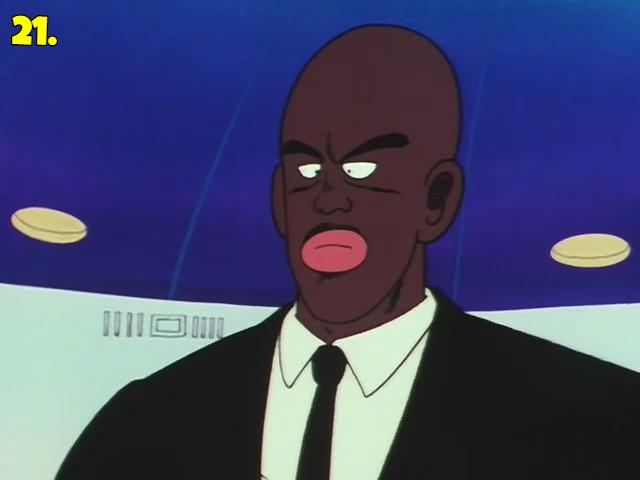 Officer Black
