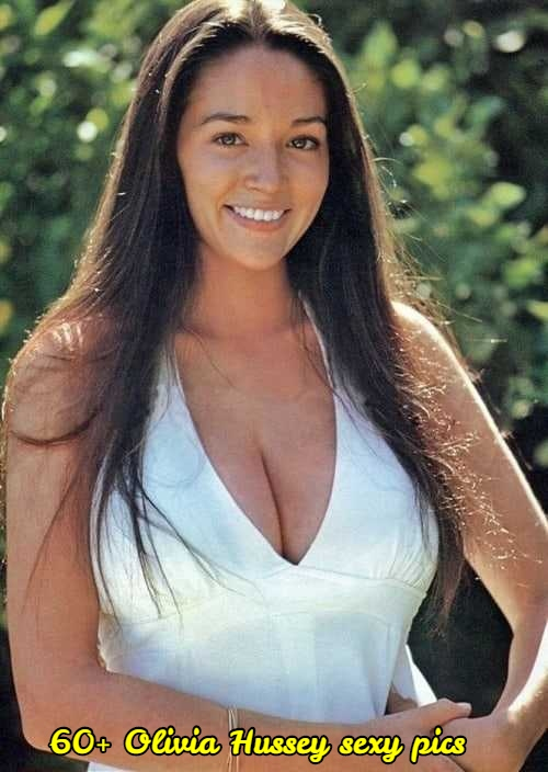 Olivia Hussey cleavage pic