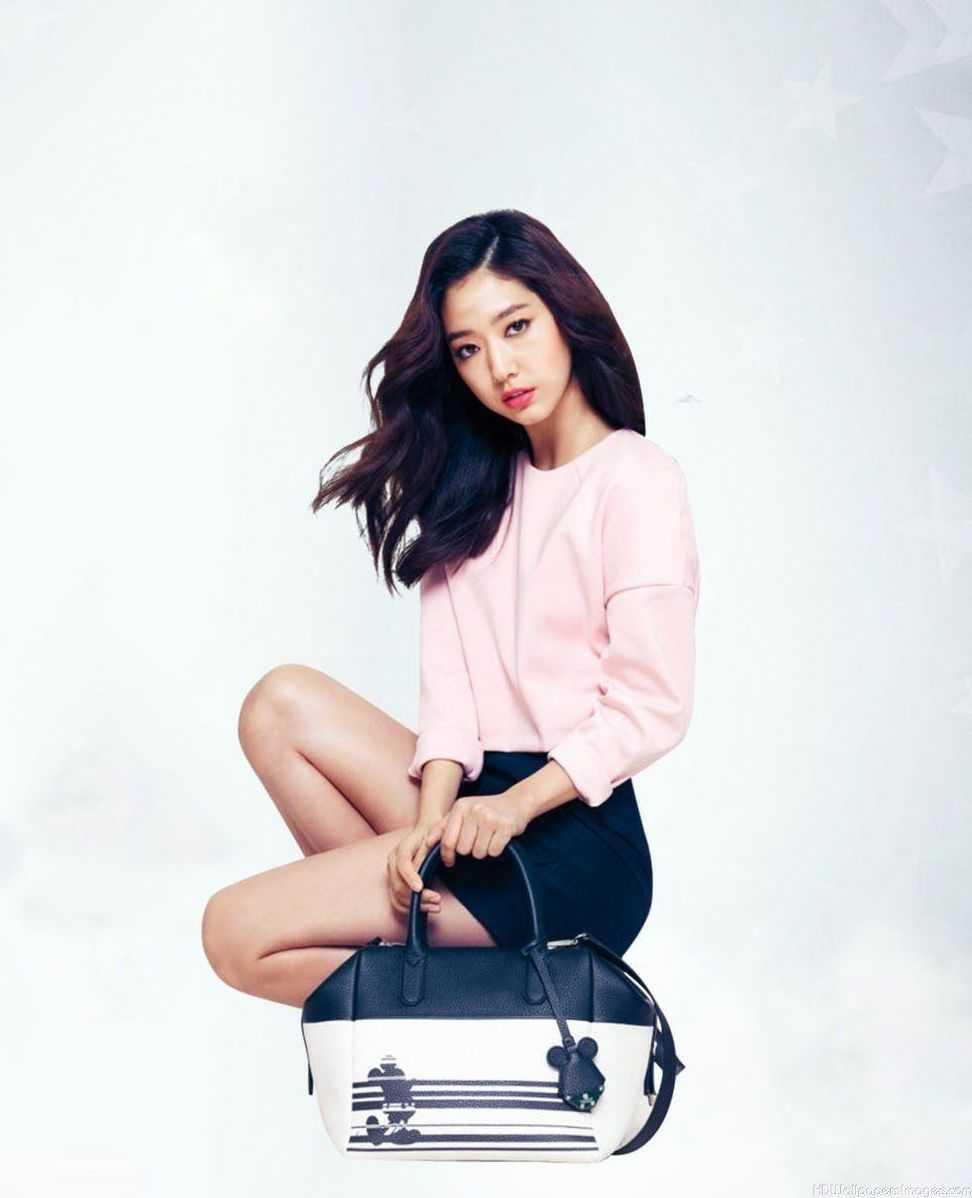 Park Shin-hye hot feet