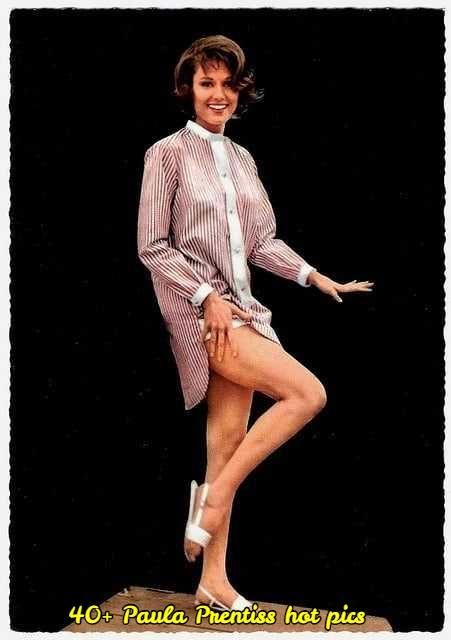 Paula Prentiss hot legs pic