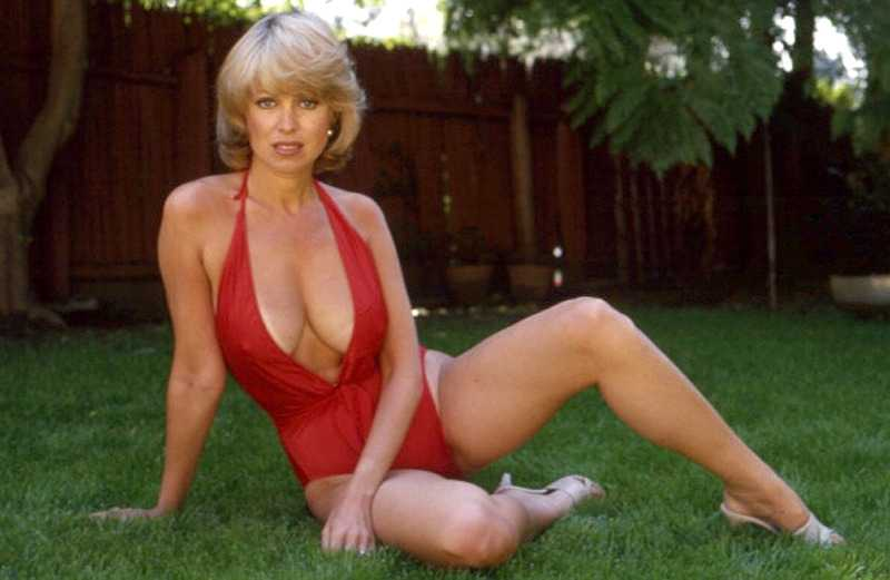 Phyllis Davis swim suit