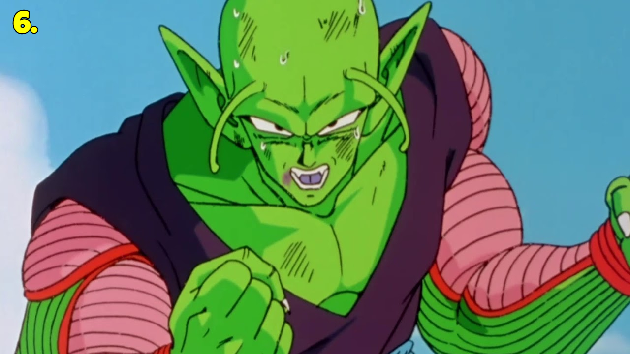 Piccolo in Dragon Ball Z