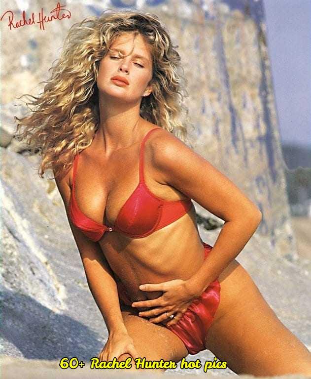 Rachel Hunter hot bikini pictures