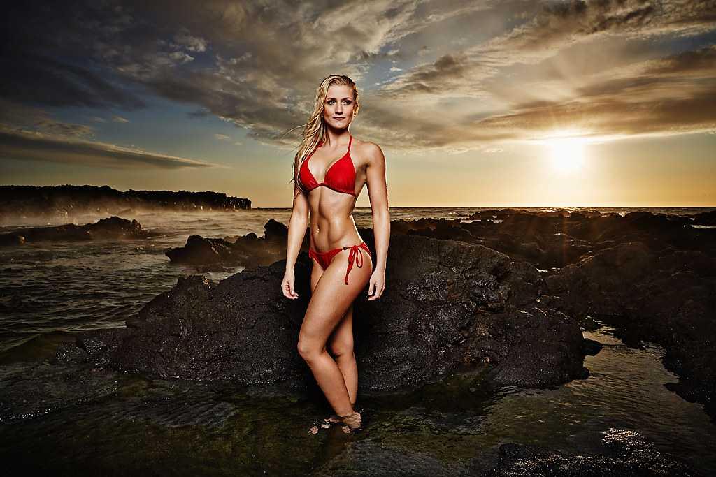 Rannveig Hildur hot bikini look pic