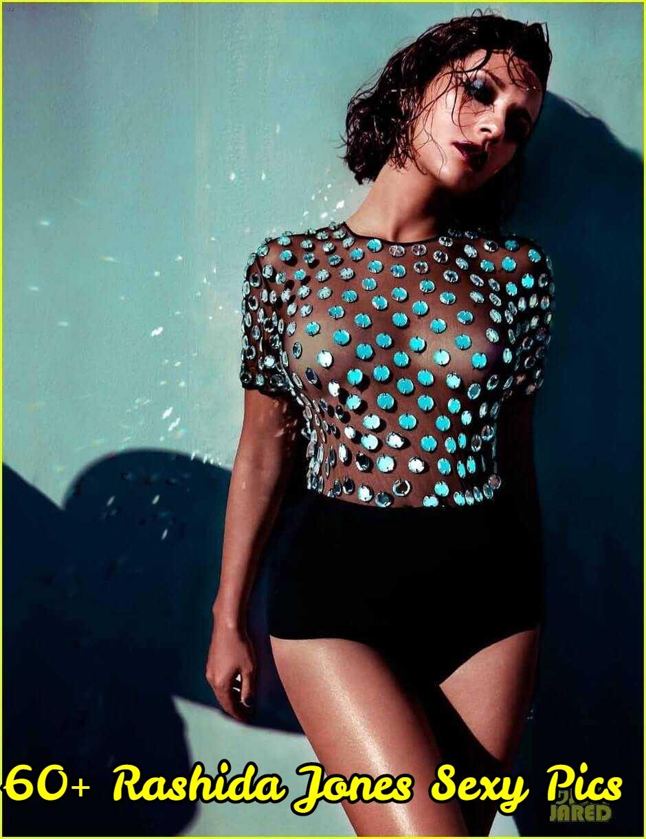 Rashida Jones dress