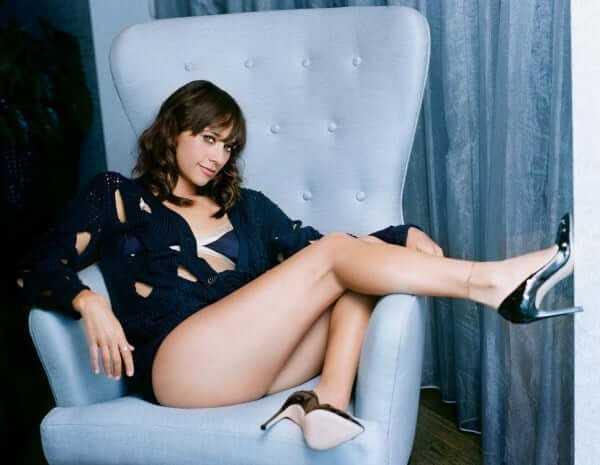 Rashida Jones legs