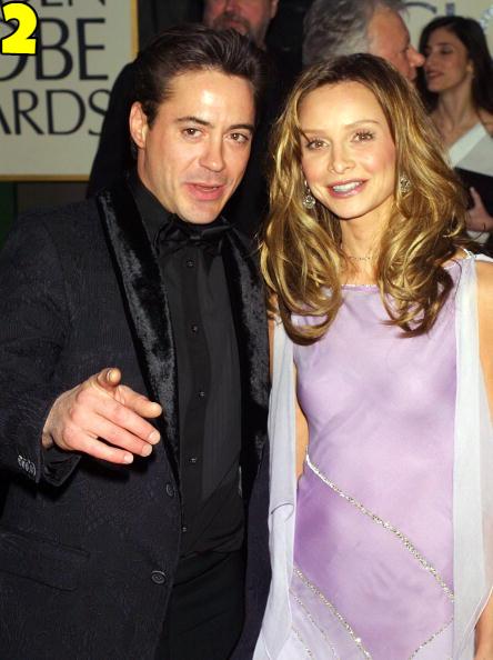 Robert Downey Jr And Calista Flockhart Dating