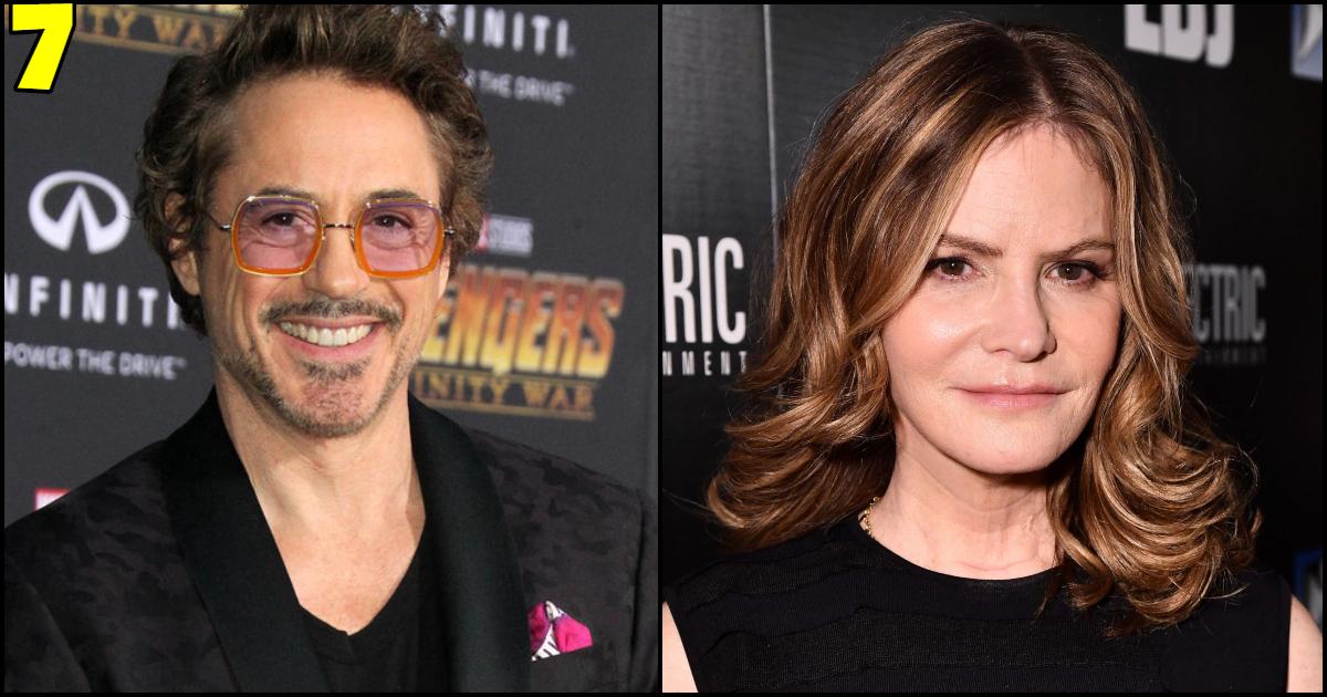 Robert Downey Jr And Jennifer Jason Leigh Dating