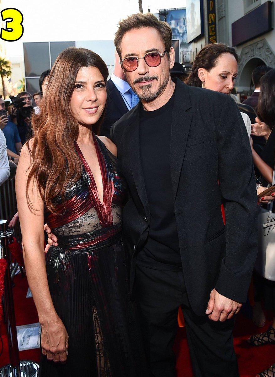 Robert Downey Jr And Marisa Tomei Dating