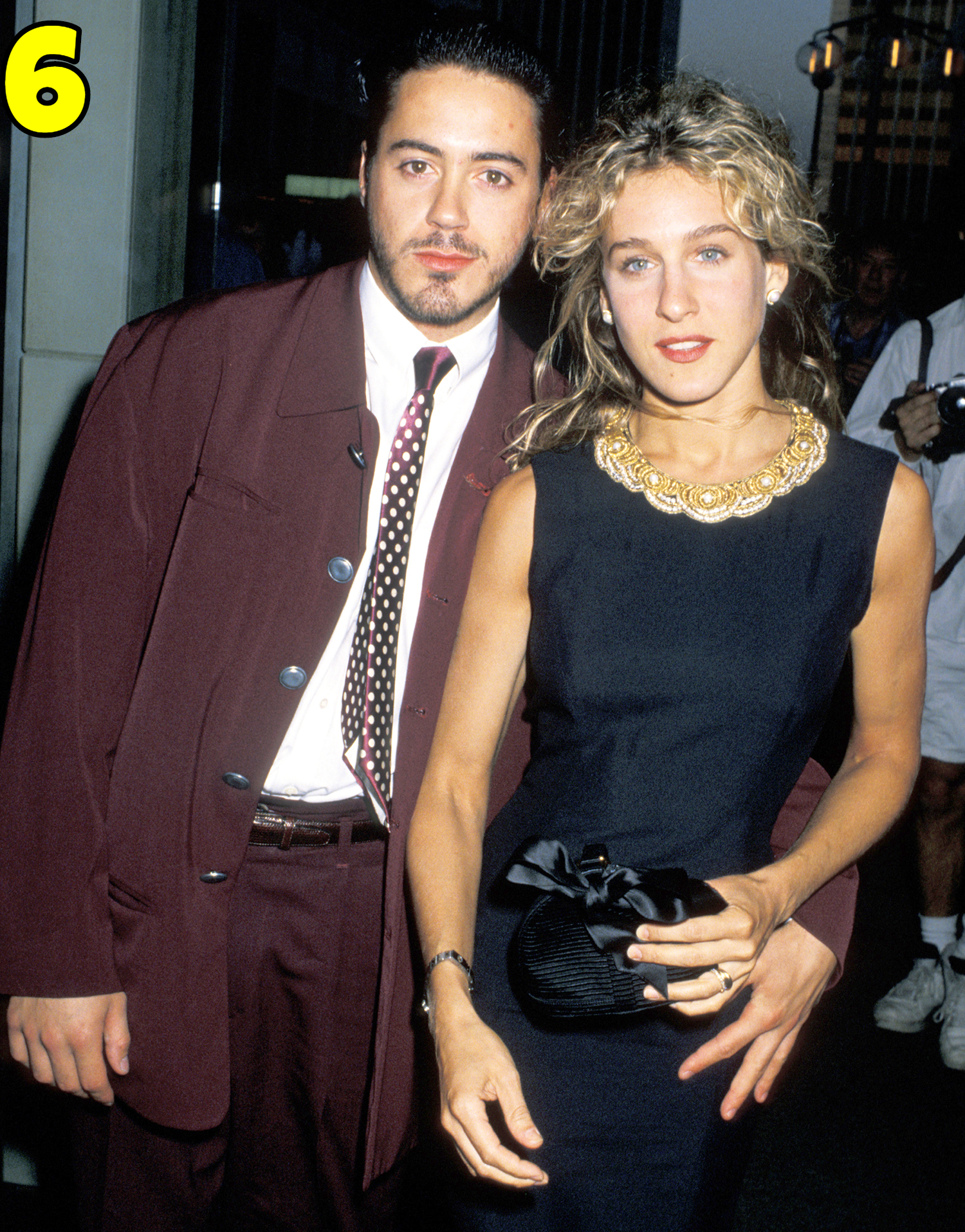 Robert Downey Jr And Sarah Jessica Parker Dating