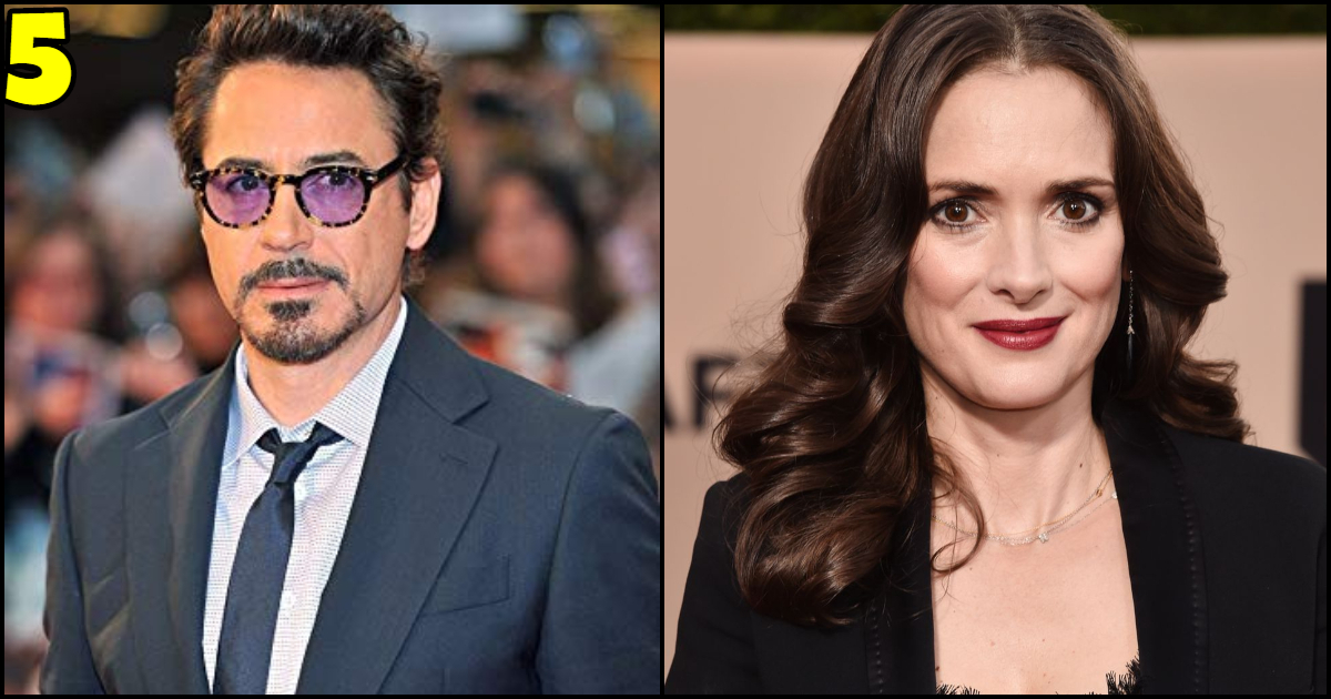 Robert-Downey-Jr-And-Winona-Ryder-Dating