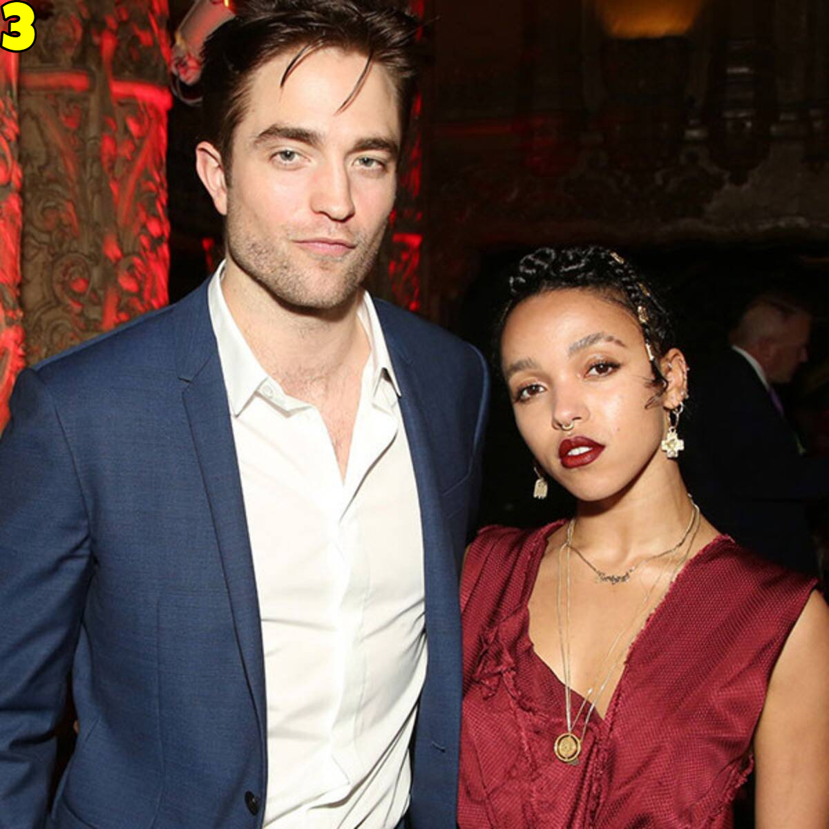 Robert Pattinson And FKA Twigs Dating