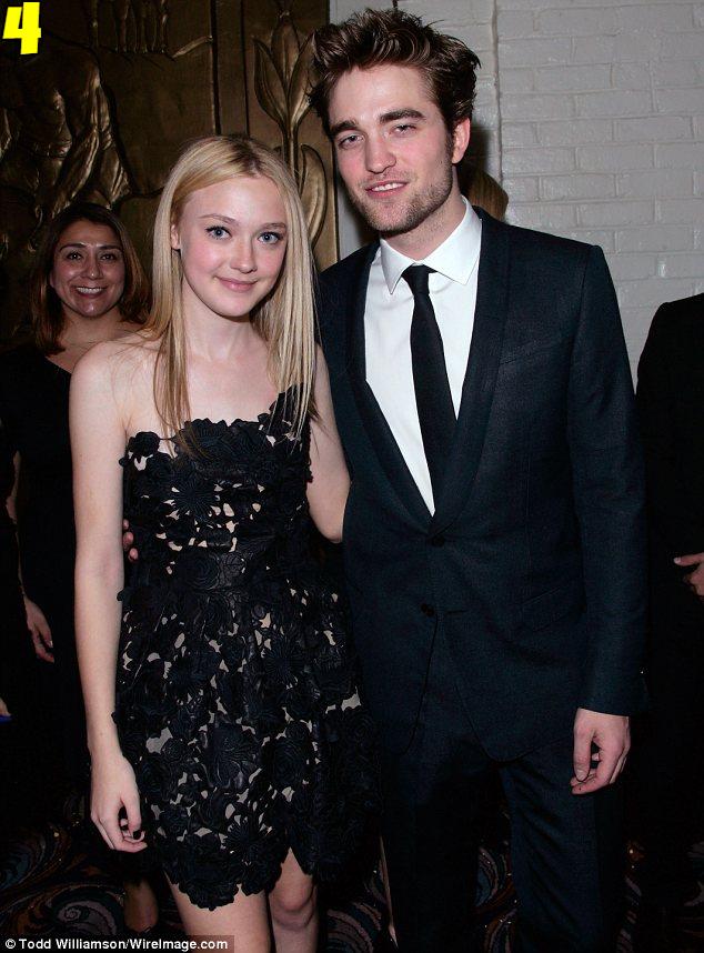Robert Pattinson And Imogen Ker Dating
