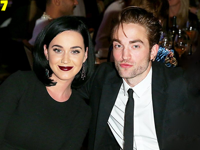 Robert Pattinson And Katy Perry Dating