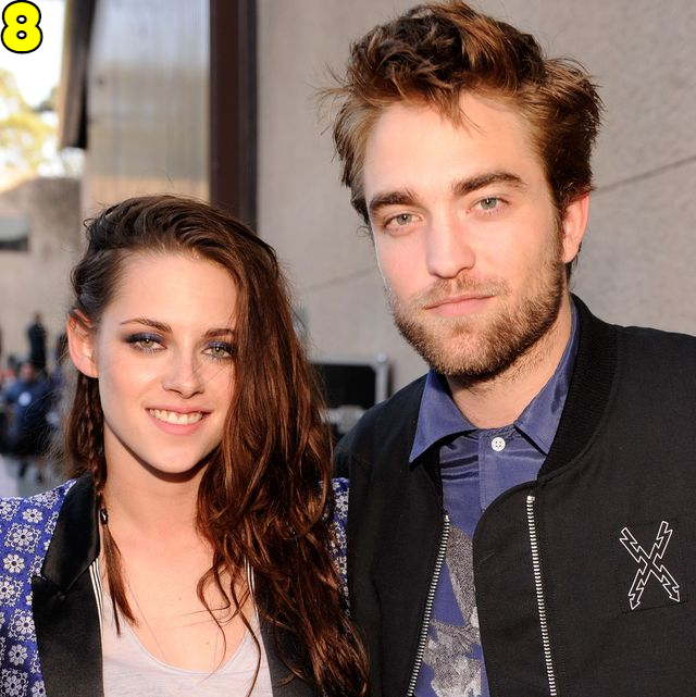 Robert Pattinson And Kristen Stewart Dating