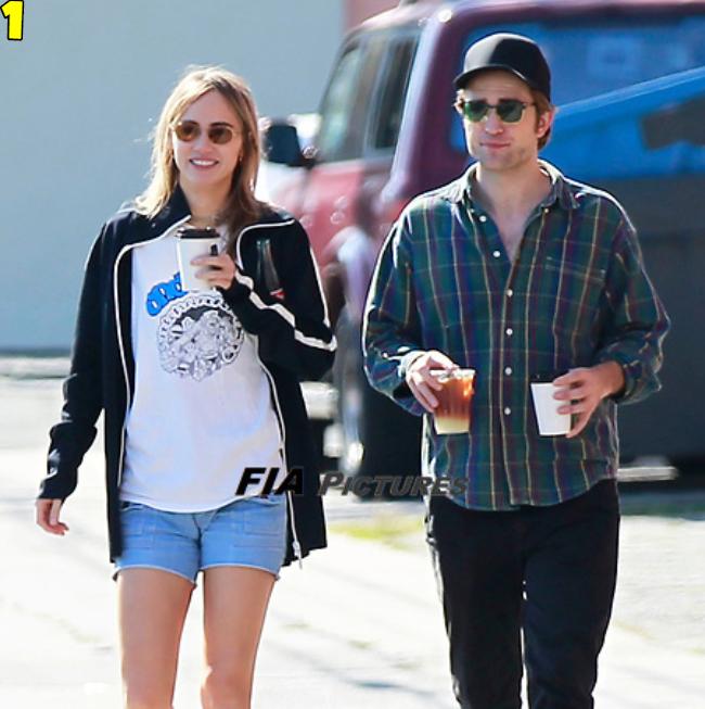 Robert Pattinson And Suki Waterhouse Dating