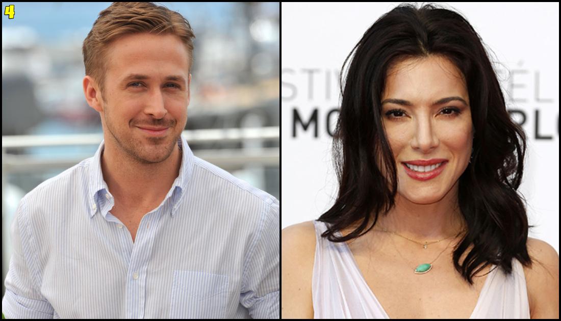 Ryan Gosling And Jaime Murray Dating (1)