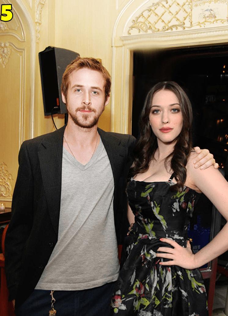 Ryan Gosling And Kat Dennings Dating