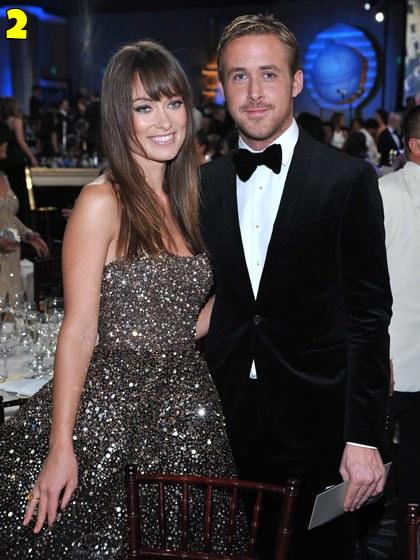 Ryan Gosling And Olivia Wilde Dating