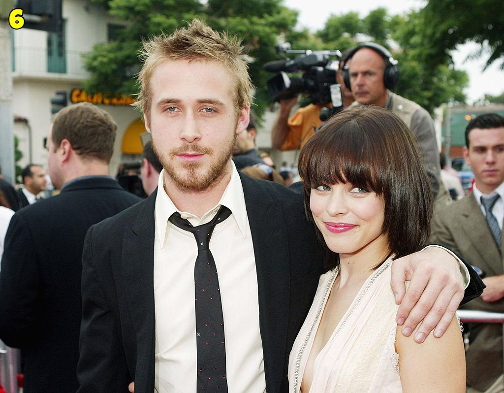 Ryan Gosling And Rachel McAdams Dating