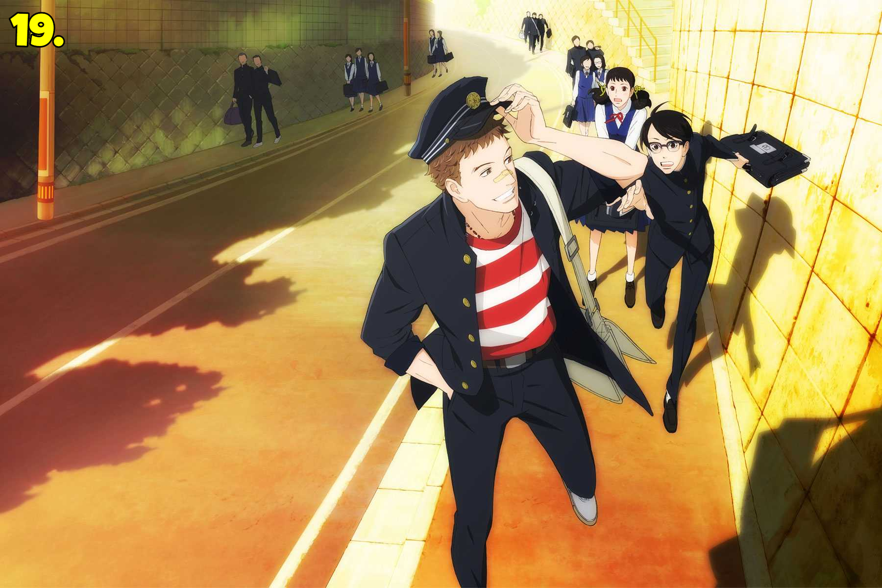 Sakamichi no Apollon (Kids on the Slope)
