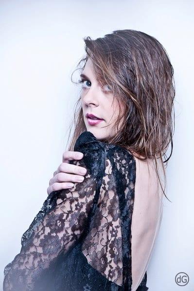 Sara Mitich backless