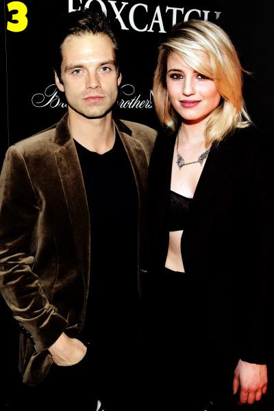 Sebastian Stan And Dianna Agron Dating