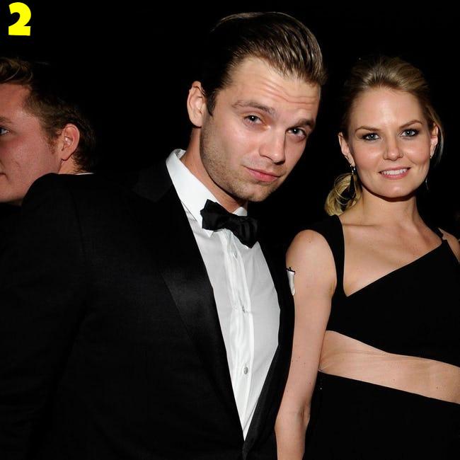 Sebastian Stan And Jennifer Morrison Dating