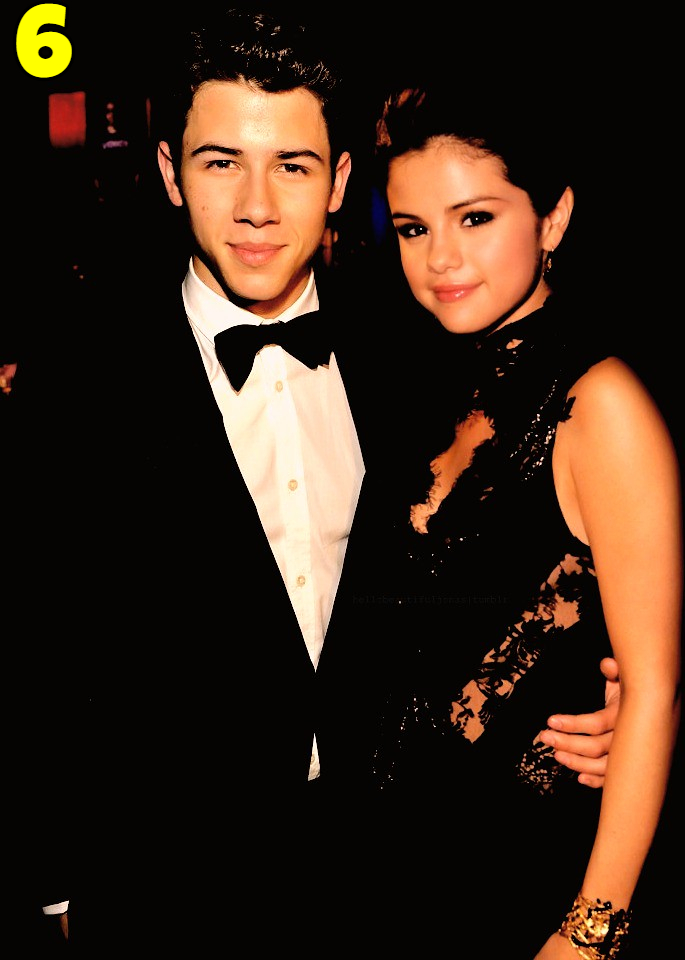 Selena Gomez And Nick Jonas Dating