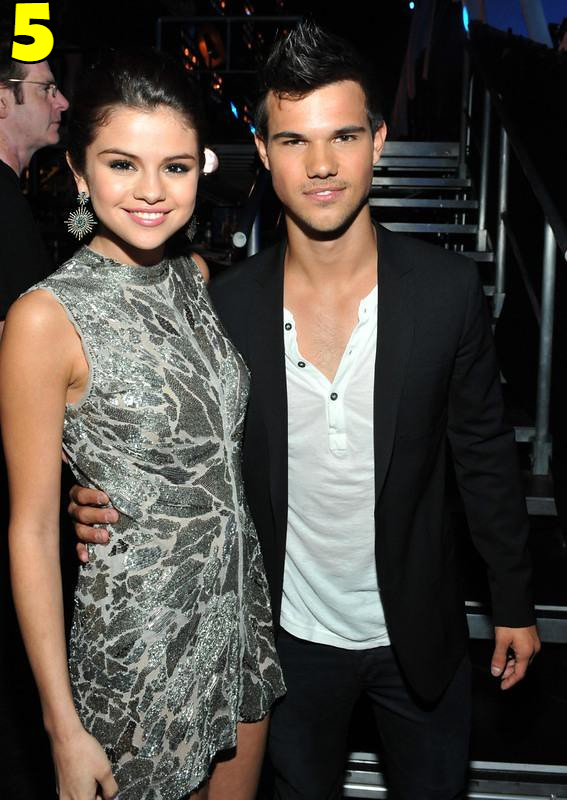 Selena Gomez And Taylor Lautner Dating